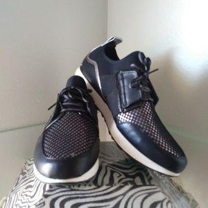 A NEW DAY Women's DEENA Lace-up Sneaker